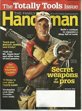 The Family Handyman November 2010 Totally Tools issue/Secret Weapons of Pros