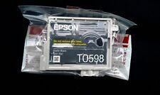 EPSON T0598 ORIGINALE CARTUCCIA di inchiostro nero opaco