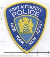 New York New Jersey - NY NJ Port Authority Police Dept Patch v1  9-11-01 WTC