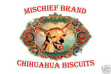Chihuahua  Biscuit Tin - Treats and Collectible Tin