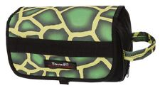 Tough-1 Heavy Poly Roll Up Accessory Bag/Case  --TURTLE Print  --NWT