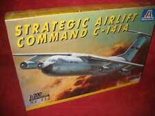 ITALERI® 853 1:200 STRATEGIC AIRLIFT COMMAND C-141A NEU OVP