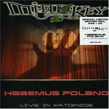 Habemus Poland: Live in Katowice (DVD, 2006, 2-Disc Set, DVD/CD) NEW!