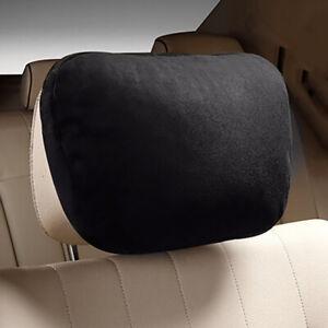 For Mercedes Benz Suede Design S Class Car Headrest Neck Pillows Seat Cushion xc