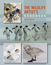 The Wildlife Artist's Handbook, Garner, Jackie, New Books
