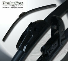 "16"" Inch 400mm Bayonet Arm Bracketless Windshield Wiper Blade -1 Pc Driver Side"