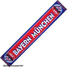 ECHARPE BAYERN DE MUNICH Allemagne scarf schal cachecol sjaal no drapeau maillot