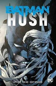Batman: Hush (New Edition), Jeph Loeb, Excellent Book