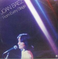 JOAN BAEZ From Every Stage - 2 LP set  SirH70