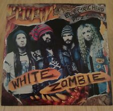 WHITE ZOMBIE ELECTRIC HEAD PT.2 (THE ECSTASY) CARD SLEEVE CD SINGLE 1995