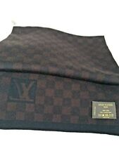 LOUIS VUITTON men's scarf