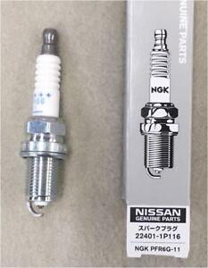 Infiniti NISSAN OEM 00-01 I30 3.0L-V6 Ignition-Spark Plug 224011P116