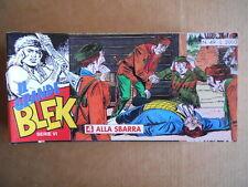 Il GRANDE BLEK Serie VI n°49 ed. Dardo - RISTAMPA ANASTATICA [G267-1]