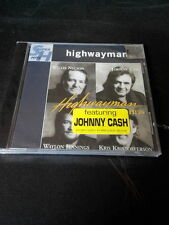 HIGHWAYMAN SUPER HITS (NEW) JOHNNY CASH WILLIE NELSON WAYLON JENNINGS KRIS