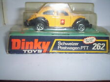 Dinky Toys 262 Postwagon PTT BOXED RARE