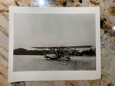 Northwest Airlines Sikorsky S-43 Amphibian Flying Airliner Aircraft Photo #2115