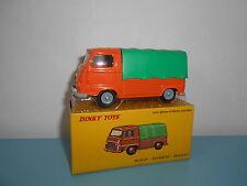 10.07.16.4 DINKY TOYS ATLAS renault estafette pick up 563 orange