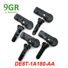 DE8T-1A180-AA For Ford Motorcraft TPMS Tire Pressure Monitoring Sensor 4PCS