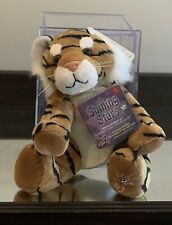 BRAND NEW WITH TAGS Russ Berrie Shining Stars Tiger Stuffed Animal Plush