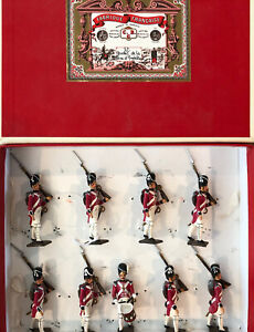CBG Mignot: Boxed Set - British Grenadiers c1815. Post War c1970