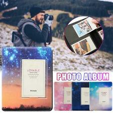 Mini Fotoalbum 96//64 Foto Credit Card für Fuji Fujifilm Instax Mini Kamera Film