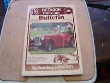 MG car collectables