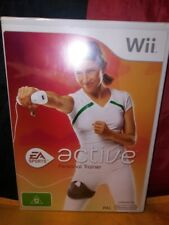 EA Sports Active: Personal Trainer - Wii Edition - Includes Manual No Belt