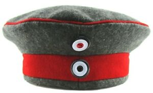 Krätzchen Feldmütze M10 Uniformmütze Monarchie Kaiserreich Fieldcap Gr. 60