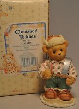 Cherished Teddies - Canada - 216739 - Riding Across The Great White North