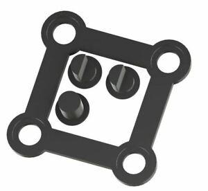 Bohrschablone MFT/3 Festool 96mm Bohrlehre Arbeitstisch DIY Multi Zentrierung