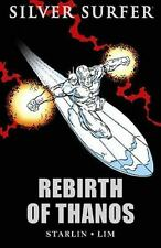 Silver Surfer: Rebirth of Thanos (Marvel Premiere Classic), Jim Starlin, Good Bo