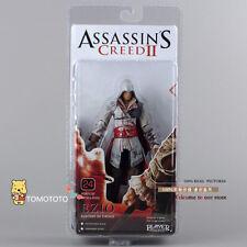 NECA OFFICIAL Assassin's Creed II 2 Ezio Standard / White Figure