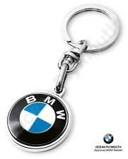 Genuine BMW Logo/Pantalla Metal Llavero, Llavero, Keyfob Colgante 80272454773
