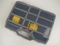Tayg 25 compartimento Caja Almacenaje Funda ,tayg-case1, Totalmente Ajustable
