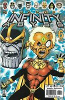 THANOS INFINITY ABYSS #6 (VF/NM) JIM STARLIN,  INFINITY GAUNTLET