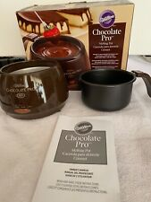 Chocolate Pro Melting Pot by Wilton Brand New