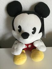 Disney Store Mickey Mouse Bobble Head Plush - 8'' NWT