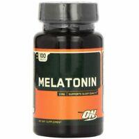 Optimum Nutrition MELATONIN 3mg Sleeping Aid - 100 tablets