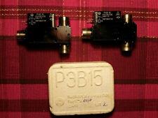 Coaxial Antenna Relay REV-15 / REW-15 / PEB-15   2 pcs   unused   IN BOX