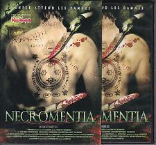 DVD NECROMENTIA LAYTON MATHEWS/CHAD GRIMES NEUF