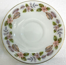 Porcelain Country Saucers