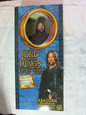 """Lord Of The Rings Return Of The King Aragorn Single-Pack 12 """" Figure NEW"""