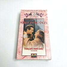 The Mirror Has Two Faces VHS 1999 The Barbra Streisand Collection New Sealed