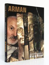 Arman Alain Bizos Amitié photographique Pref BEN Txt Pierre RESTANY Hermann 2007