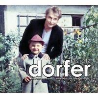 """ALFRED DORFER """"BISJETZT."""" CD NEU"""