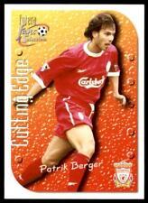 Futera Liverpool Fans' Selection 1999 - Patrik Berger (Cutting Edge) No.7
