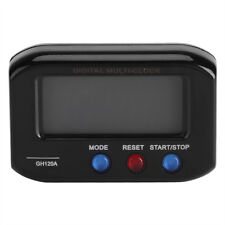 """2.7"""" Small LCD Digital Time & Date Alarm Clock Stop Snooze Night Light Kitchen"""