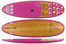 "Womens Stand Up Paddle Board - ART in SURF - Da Small Fun 9'6"" PINK"