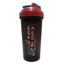 RevLabs 24oz Shaker Cup - Patriotic RevLabs Logo on Tinted Bottle/Red & Blue Top