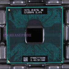 Intel Core 2 Duo Mobile T8300 SLAYQ SLAPA CPU 800 MHz 2.4 GHz